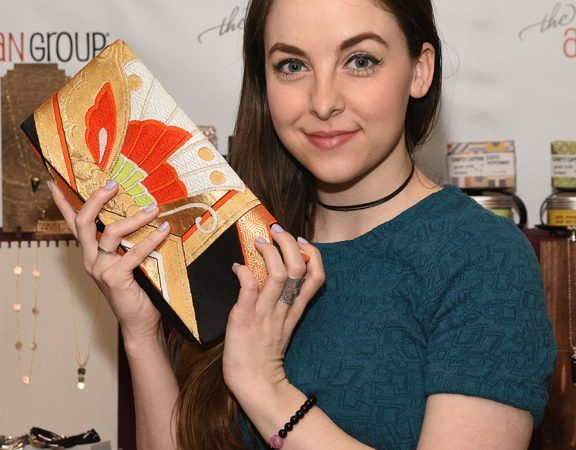 HeritageReFashioned Kimono Clutches Brittany Curran